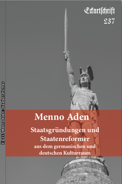 Aden, Menno: Staatsgründung und Staatenreform