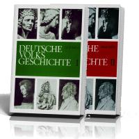Helbok, Adolf: Deutsche Volksgeschichte Bd. 1 und 2
