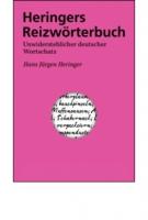Heringer, Hans Jürgen: Heringers Reizwörterbuch