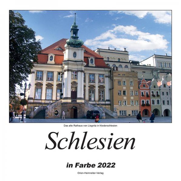 Kalender: Schlesien in Farbe 2020