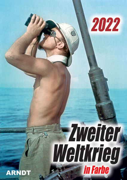 Kalender: Zweiter Weltkrieg 2021