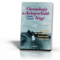 Zemella, Günter: Chronologie der Kriegsschuldfrage