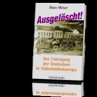Meiser, Hans: Ausgelöscht!
