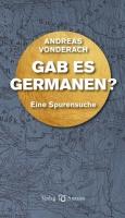 Vonderach, Gab es Germanen?