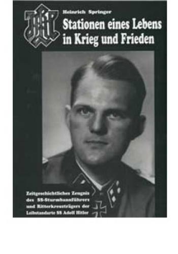Springer, Heinrich: Stationen eines Lebens in Krieg und Frieden