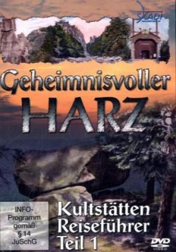 DVD: Geheimnisvoller Harz Teil 1