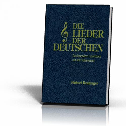 Deuringer, Hubert: Die Lieder der Deutschen