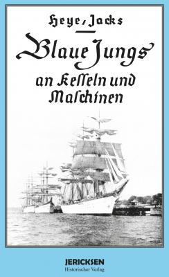Blaue Jungs an Kesseln und Maschinen Reprint von 1940