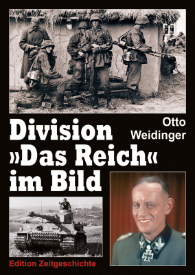 Weidinger, Division Das Reich im Bild