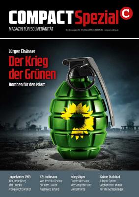 Compact Spezial, Der Krieg der Grünen - Bomben für den Islam