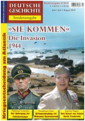 Deutsche Geschichte Sonderheft: Sie kommen - Die Invasion 1944