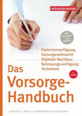 Bittler, Jan: Das Vorsorge Handbuch