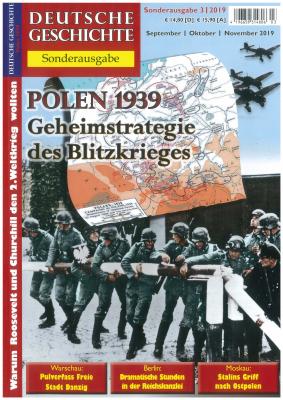 Deutsche Geschichte Sonderheft: Polen 1939
