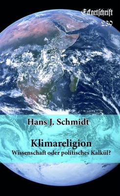 Schmidt: Klimareligion