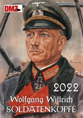 Kalender: Willrich, Soldatenköpfe 2021