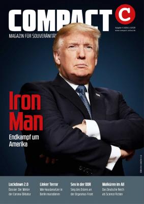 COMPACT 11/2020: Iron Man. Endkampf um Amerika!