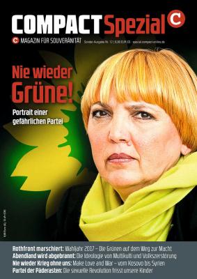 Compact: Nie wieder Grüne!