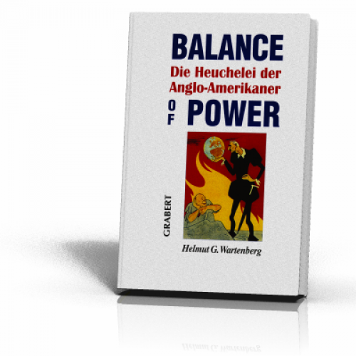 Wartenberg, Helmut G.: Balance of Power
