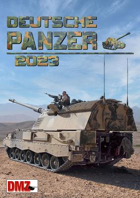 Kalender: Deutsche Panzer 2020