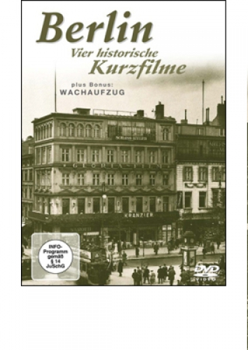 DVD: Berlin. Vier historische Kurzfilme