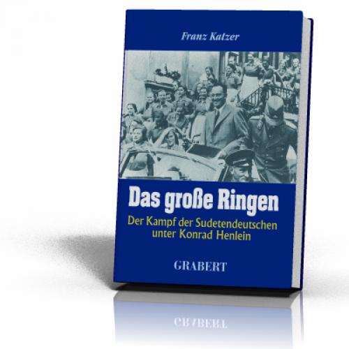 Katzer, Franz: Das große Ringen