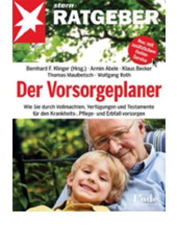 Abele, Armin: Der Vorsorgeplaner