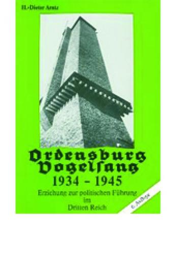 Arntz, Hans-Dieter: Ordensburg Vogelsang