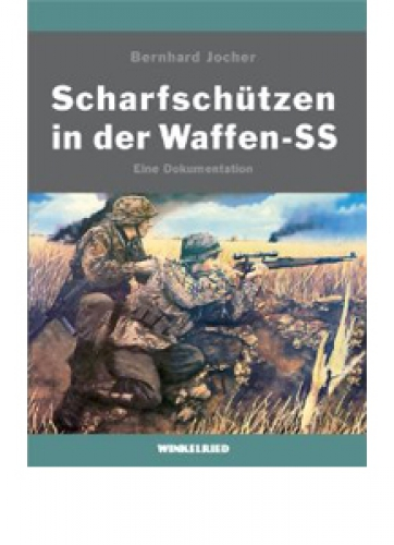 Jocher, Bernhard: Scharfschützen in der Waffen-SS