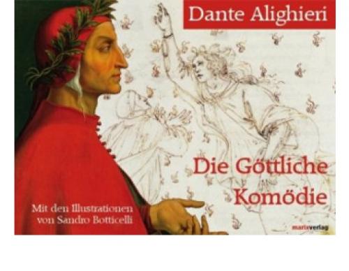 Alighieri, Dante: Die Göttliche Komödie