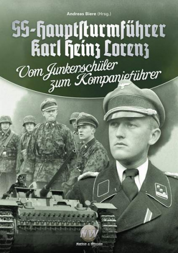 Biere (Hg.), Andreas: SS-Hauptsturmführer Karl H. Lorenz