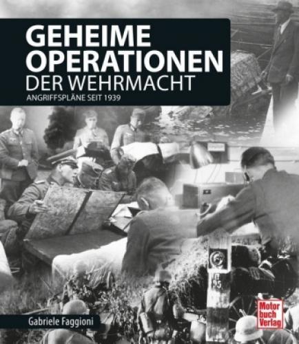 Faggioni, Geheime Operationen der Wehrmacht