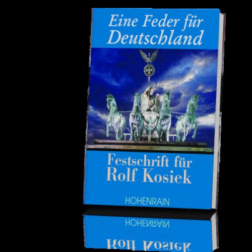 Jebens (Hg.), Albrecht Eine Feder für Deutschland