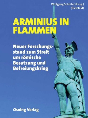 Schlüter, Arminius in Flammen