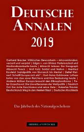 Sudholt (Hg.), Gert: Deutsche Annalen 2019