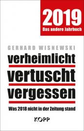 Wisnewski, Gerhard: verheimlicht-vertuscht-vergessen 2019