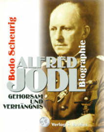 Scheurig, Bodo: Alfred Jodl