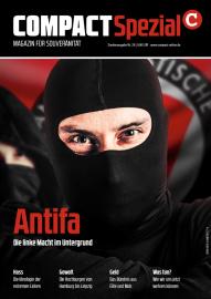 Compact Spezial: Antifa - Die linke Macht im Untergrund