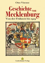 Vitense, Otto: Geschichte von Mecklenburg