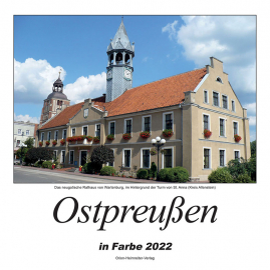 Kalender: Ostpreußen in Farbe 2020