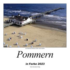 Kalender: Pommern in Farbe 2020