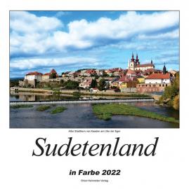 Kalender: Sudetenland in Farbe 2020