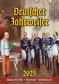 Kalender: Deutscher Jahrweiser 2020