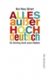 Göttert, Karl-Heinz: Alles außer Hochdeutsch