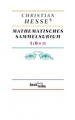 Hesse, Christian: Christian Hesses Mathematisches Sammelsurium