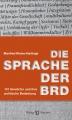 Kleine-Hartlage, Manfred: Die Sprache der BRD