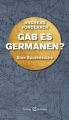 Vonderach, Gab es Germanen?